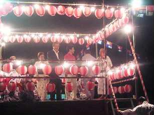 Summer Night Run 2011。_b0157157_1149218.jpg