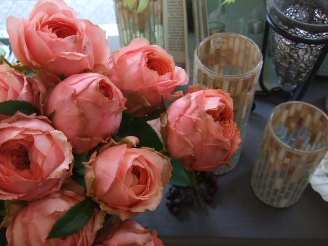 オークリーフ(アップルミントの白い花)_f0049672_1592116.jpg