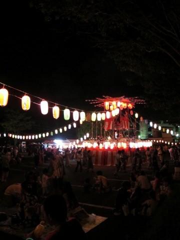 盆踊り_c0070377_0265311.jpg