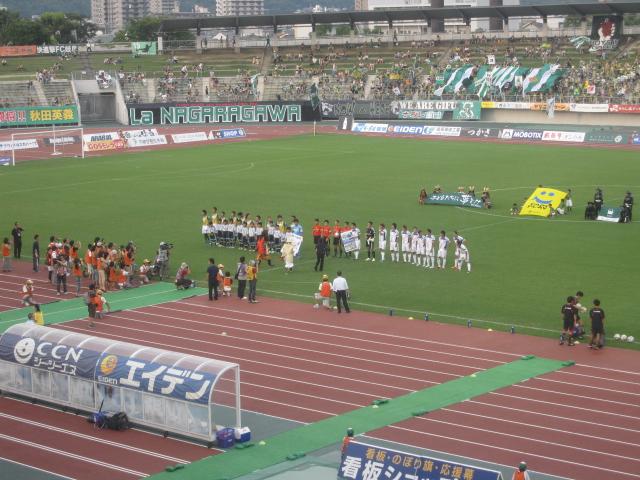 2011JリーグDivision2 第3節 FC岐阜 - FC東京_b0042308_13155178.jpg