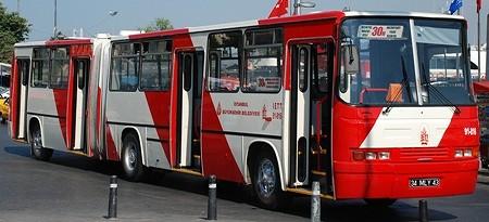 イスタンブールの路線バス 市営バス篇_e0030537_2261042.jpg