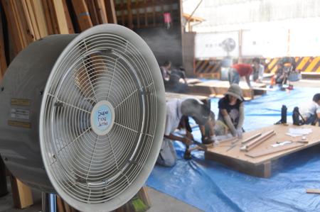 第2回 大工さんとつくる夏の工作_e0164563_15583395.jpg