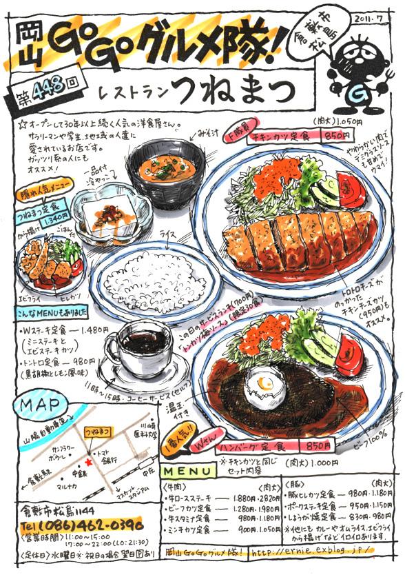 レストラン・つねまつ_d0118987_1719870.jpg