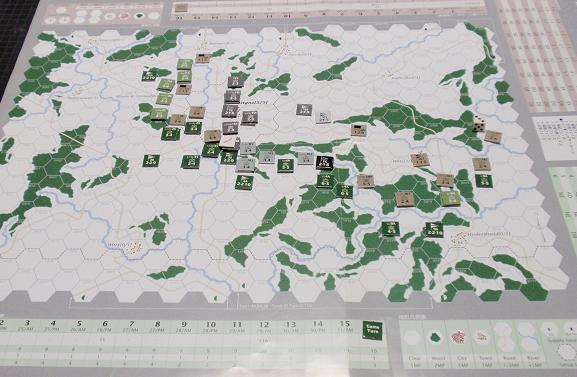 <AD/GJ>Fighting General Patton(走れパットン)「バストーニュ救出作戦」_b0162202_9465177.jpg