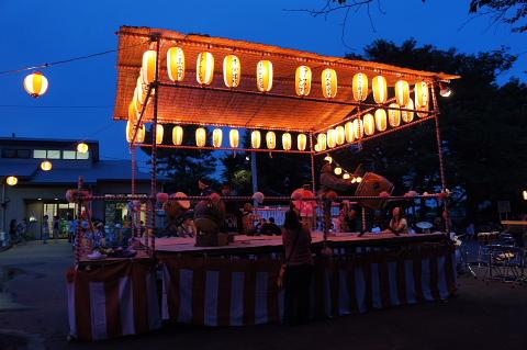 松林地区夏祭り_f0200416_212912.jpg