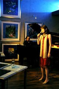 Duo at Jazz工房Nishimura♪2011.8.6_c0139321_23334175.jpg