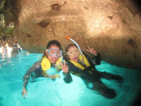 8月10日青の洞窟DAY♪_c0070933_23465528.jpg