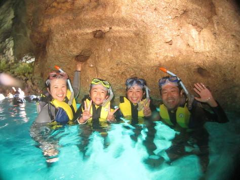 8月10日青の洞窟DAY♪_c0070933_23482895.jpg