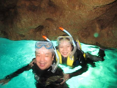 8月10日青の洞窟DAY♪_c0070933_23491148.jpg