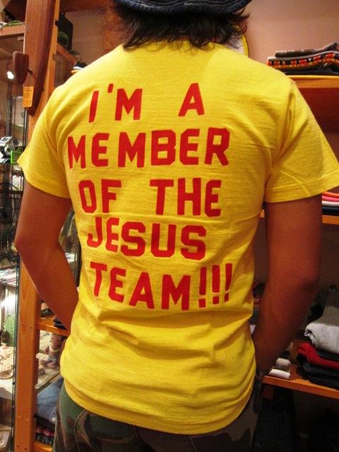 "\""melple\"" 新色追加アイテム & \""JACKSON MATISSE JESUS TEE\"" 入荷!_f0191324_9204264.jpg"