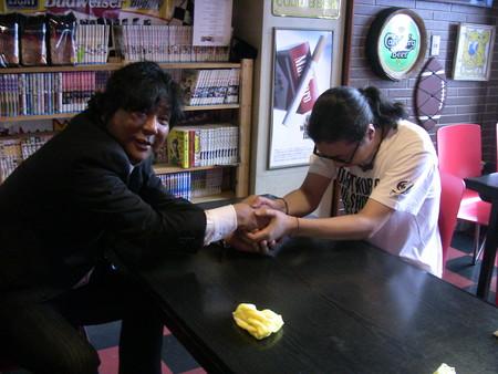 大仁田さんありがとうございます。_f0229825_2053943.jpg