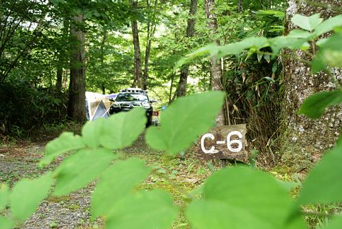"""キャンプ2011 再びあの""""森""""へ・・・『自然に囲まれて』_c0120834_11291527.jpg"""