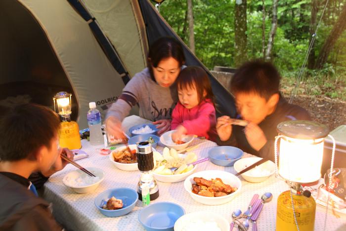 """キャンプ2011 再びあの""""森""""へ・・・『自然に囲まれて』_c0120834_11374012.jpg"""