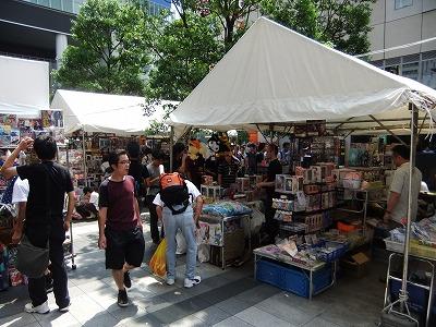 MOTTAINAIフリーマーケット開催報告@秋葉原UDX夏祭り_e0105047_12195172.jpg