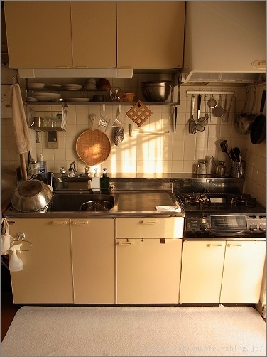 【 調理前にはまず台所のリセットを 】_c0199166_1215560.jpg