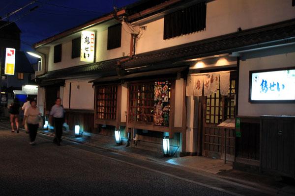 夏景色3 伏見酒蔵の町 ライトアップ_e0048413_1949438.jpg