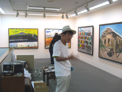 ■『人間が好き』出版記念油絵展_d0190217_17504191.jpg