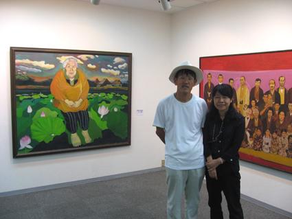 ■『人間が好き』出版記念油絵展_d0190217_1751516.jpg