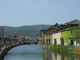 小樽運河。_e0177453_1904819.jpg