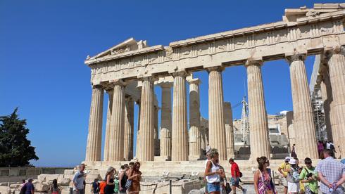 アクロポリス・アテネ/ἀκρόπολις_e0189465_3565713.jpg