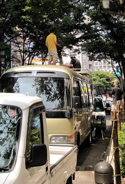 8月12日(金)今日の渋谷109前交差点_b0056983_14543343.jpg