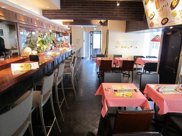 Cafe de 10番 久太郎店 / お得なパスタセット_e0209787_1443391.jpg