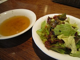 Cafe de 10番 久太郎店 / お得なパスタセット_e0209787_14483041.jpg