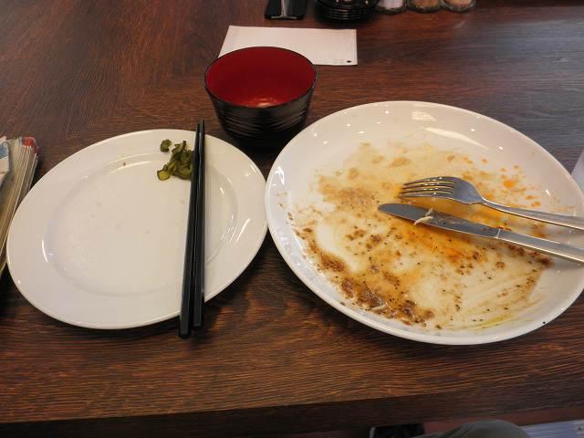洋食・天ぷら 「神戸大雅亭」 伊丹_c0118393_9292621.jpg