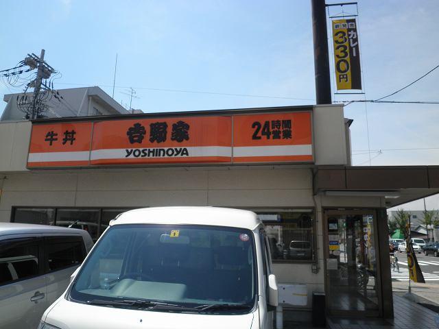 吉野屋のカレー 内環状江坂店_c0118393_9582013.jpg