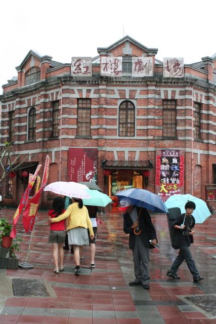 台北  西門町紅楼市場_b0061717_4533254.jpg