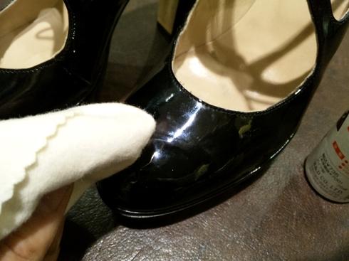 婦人靴も修理してます!!_b0226322_1139113.jpg