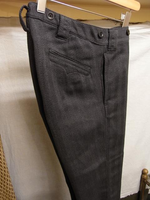 continuous-fly herringbone pants_f0049745_19501567.jpg
