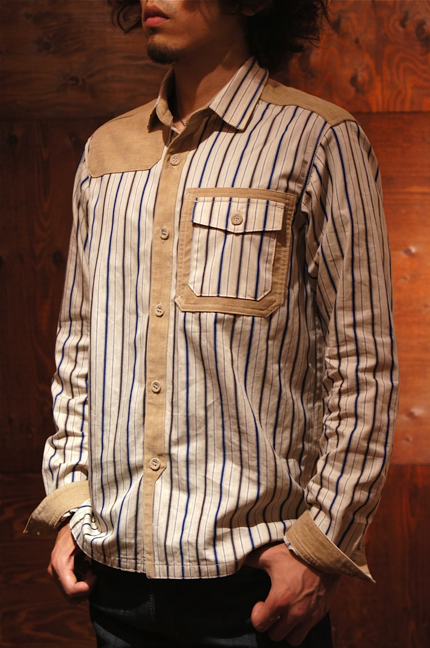 "Shirt special edition ""White Mountaineering\"" etc_f0020773_1917869.jpg"