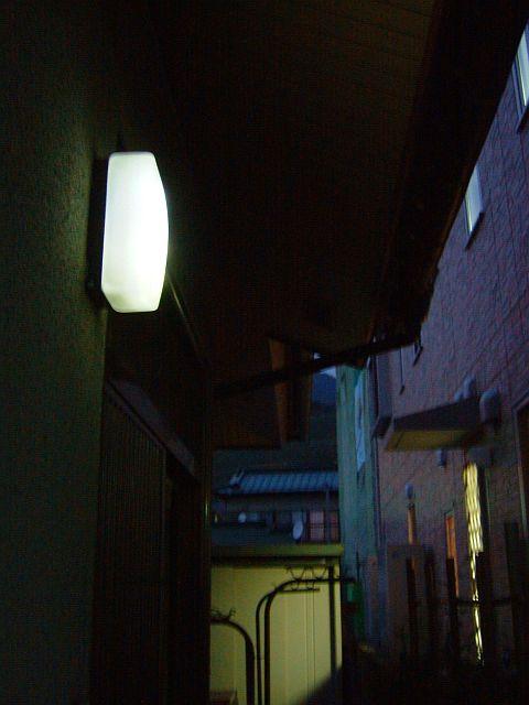 玄関灯のLED化_e0022175_19362377.jpg