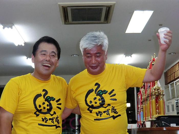 月例「水炊き会」に親友 中谷元衆議院議員も出席_c0186691_14123937.jpg