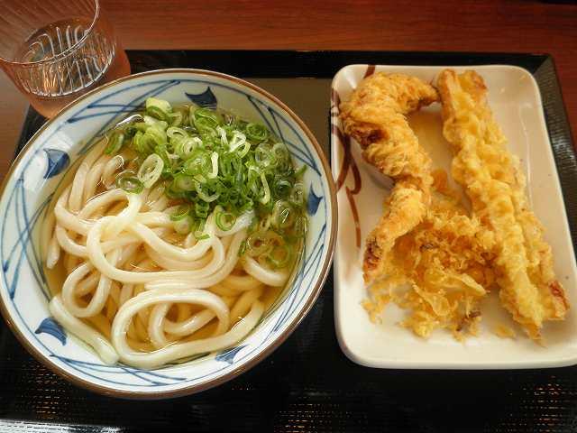 丸亀製麺 中山寺店_c0118393_19331215.jpg