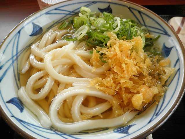丸亀製麺 中山寺店_c0118393_1936390.jpg