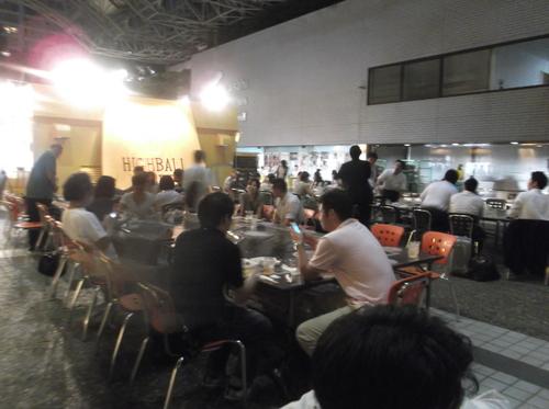 ハイボールガーデン お好み焼祭 in 六本木_e0123104_7382995.jpg