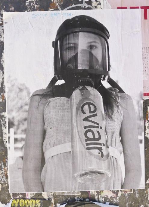 ニューヨークで目撃多数、謎のエビエアー(Eviair)ポスターは誰の仕業? _b0007805_8525626.jpg