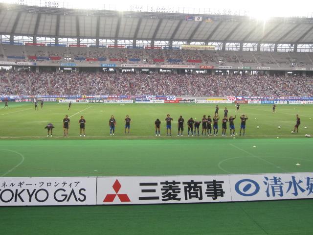 2011JリーグDivison2 第24節 FC東京 - ザスパ草津_b0042308_20304788.jpg