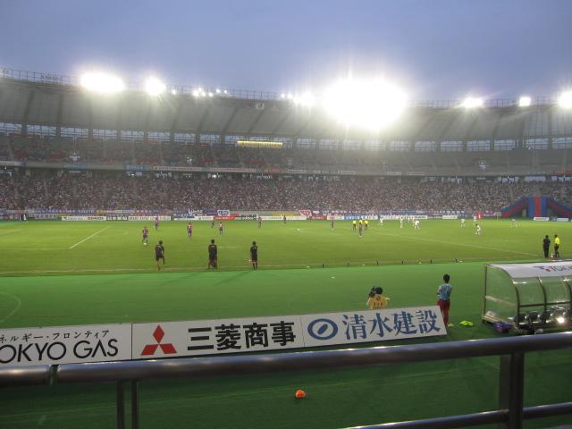 2011JリーグDivison2 第24節 FC東京 - ザスパ草津_b0042308_2032156.jpg