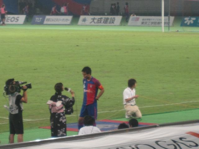 2011JリーグDivison2 第24節 FC東京 - ザスパ草津_b0042308_2050409.jpg