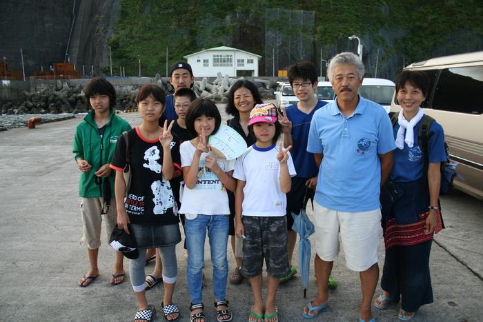 2011年御蔵島プログラムからもどり_e0015223_14512932.jpg