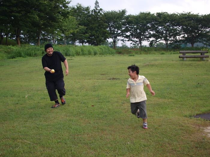 長瀬家野球大会_b0135432_14294.jpg