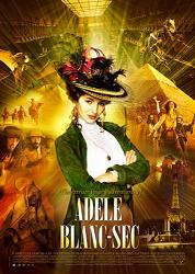アデル/ファラオと復活の秘薬 Les Adventures extraordinaires  s\'Adele Blanc-Sec_e0040938_13182942.jpg
