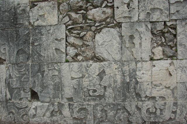 新チチェン・イツァ (8) ジャガーの神殿と 球戯場_c0011649_2126317.jpg