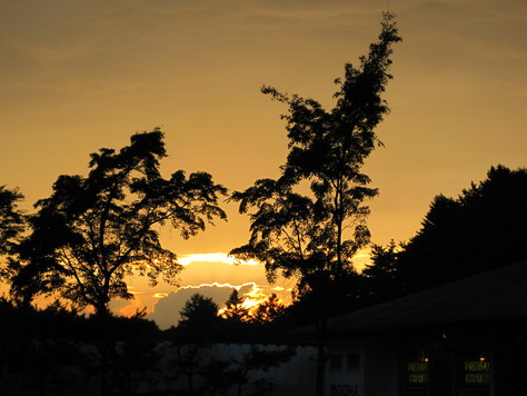 夏の夕景_f0236260_15474238.jpg