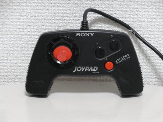 【レビュー】SONY JOYPAD JS-303T_c0004568_2112544.png