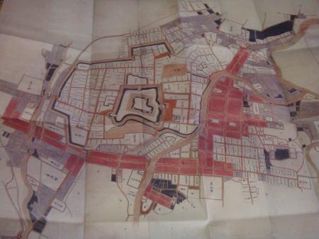 鶴岡城下地図の複製頒布_f0168873_22193227.jpg