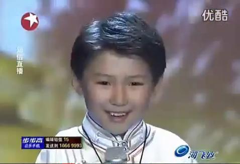 天使の微笑み賞 Uudam (モンゴルの歌王子)-Angel Smile Prize for Uudam_f0186787_11104411.jpg